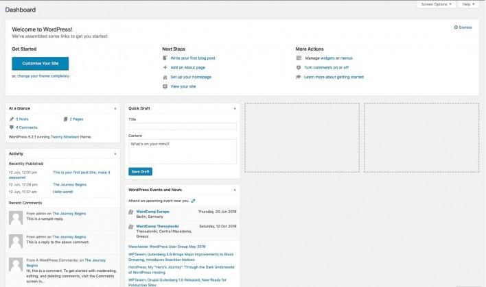 How to Customize the WordPress Dashboard